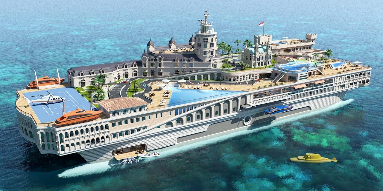 super nice boat