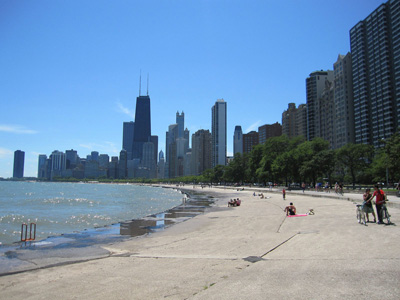Chicago Summer Running